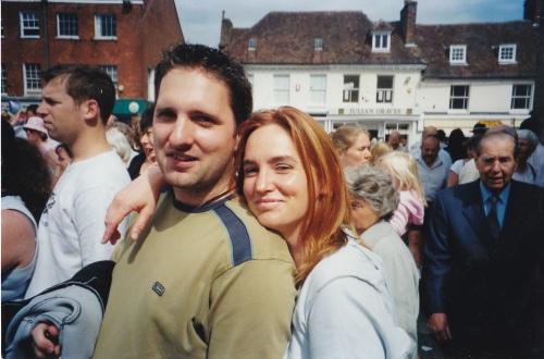 Wimborne Folk Festival 2005